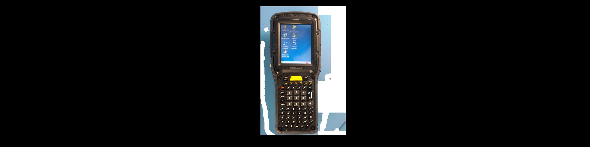 Psion / Teklogix OMNII XT10 RF Handheld Terminal